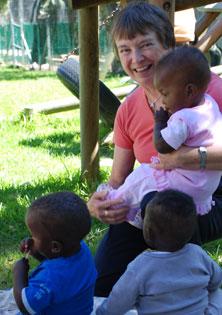Cape Town orphans
