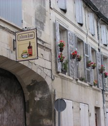 La Rochelle - an unexpected 'Iberian' port of call, October 2009