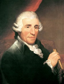 Franz Joseph Haydn (1732-1809), composer of The Creation