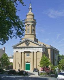 St James Concert Hall (photo: Chris George, courtesy of VisitGuernsey)